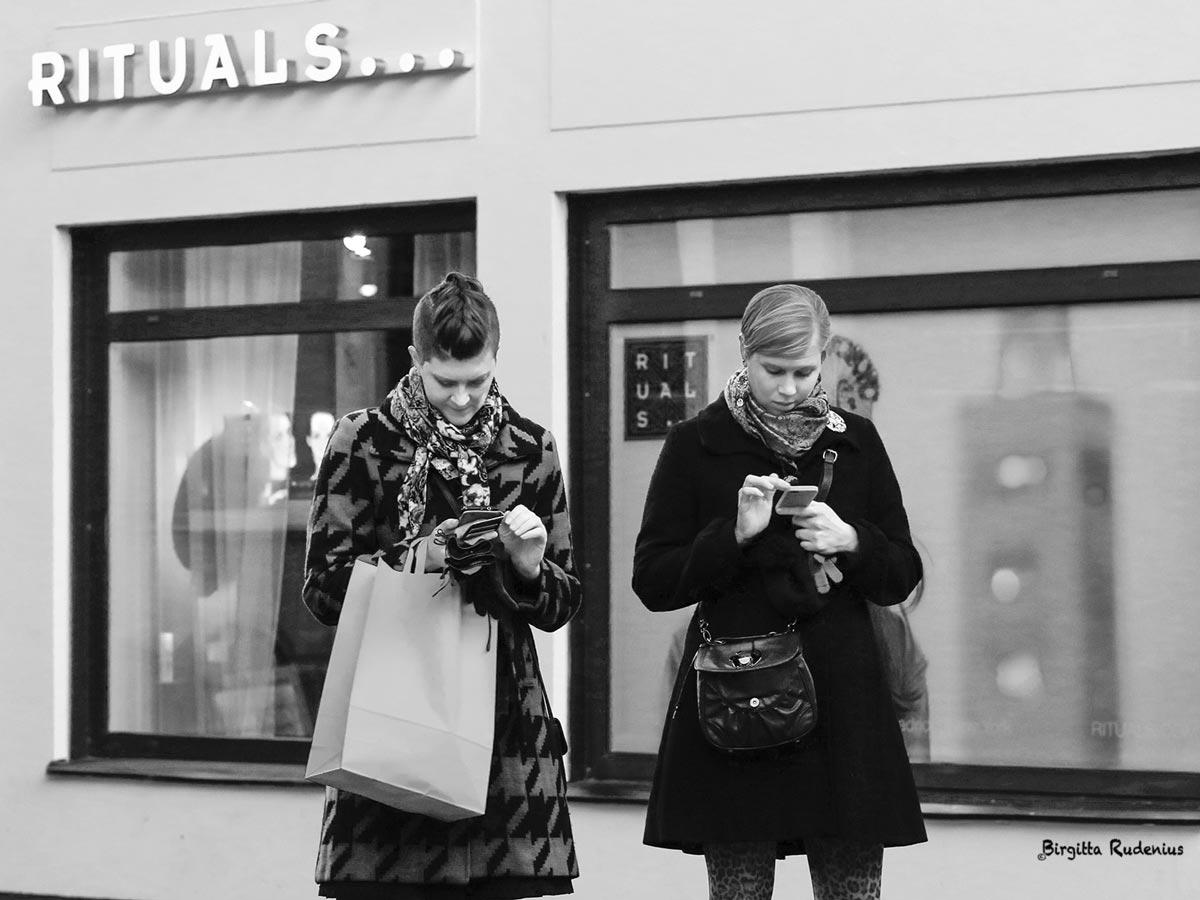 Street Photo © Birgitta Rudenius