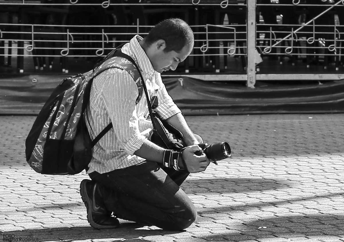 Street Photography - Photographer