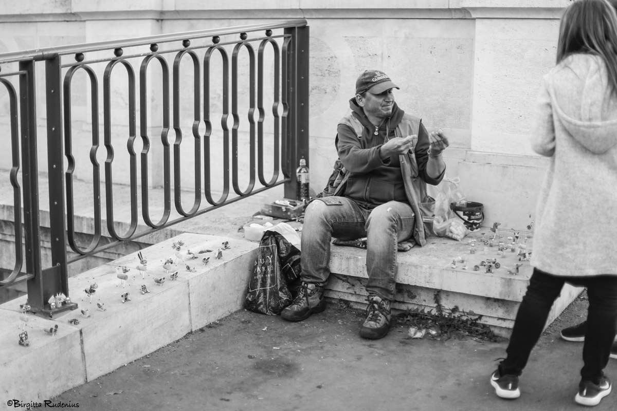 Street Photo - Creativity.