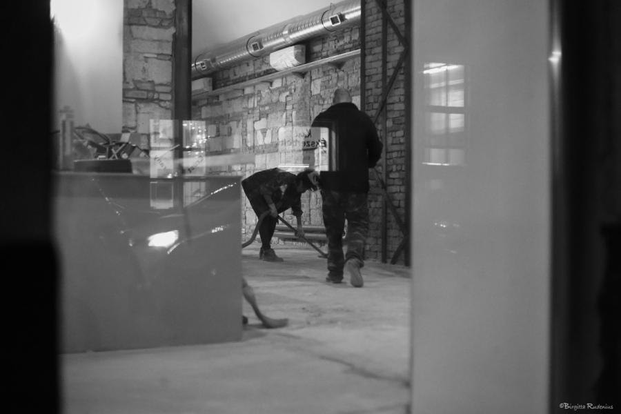Street Photo - She He - In the Window.