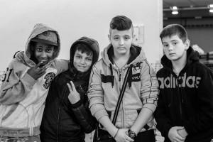 4 boys in Lund
