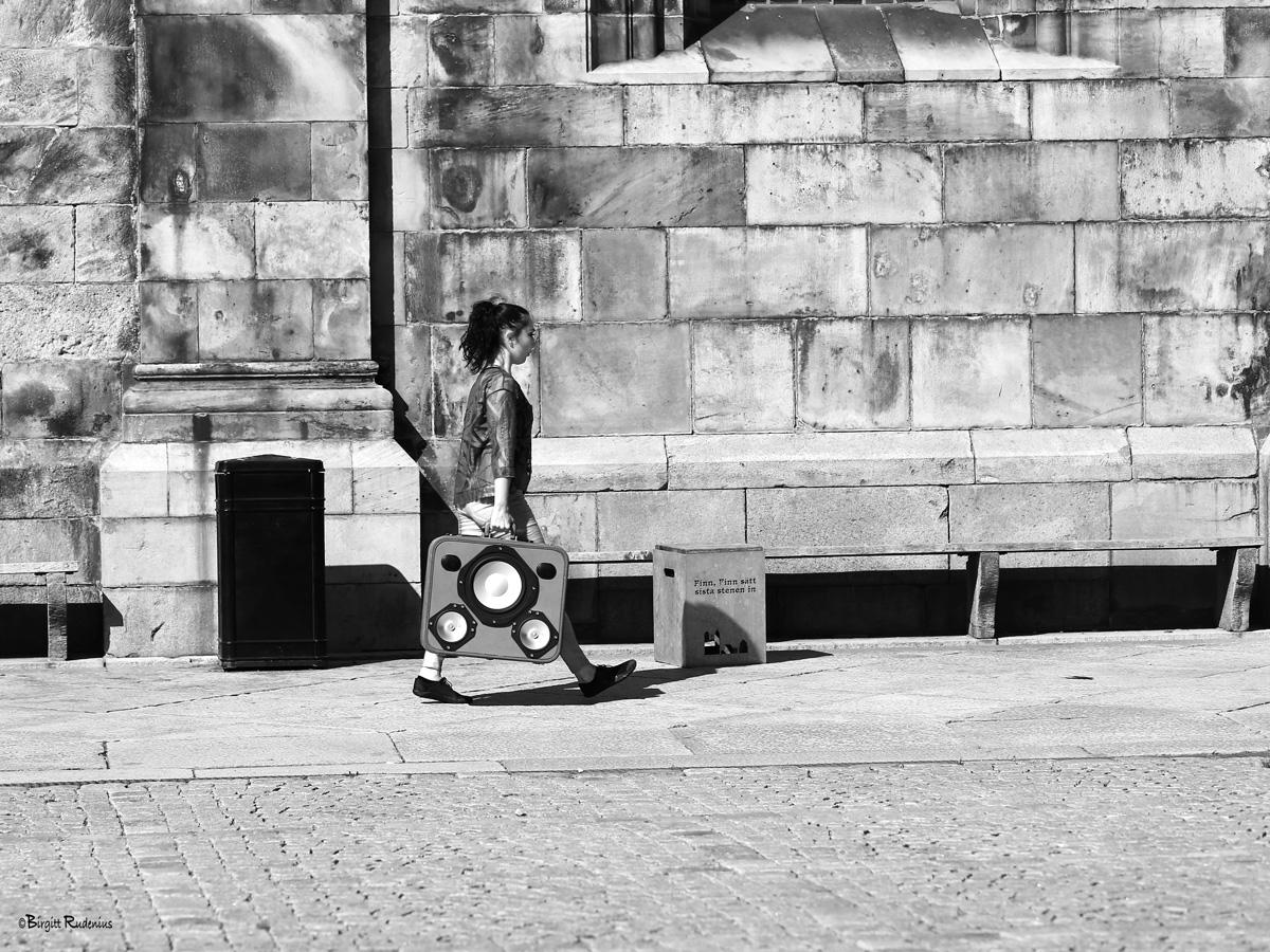 Street Photo by Birgitta Rudenius