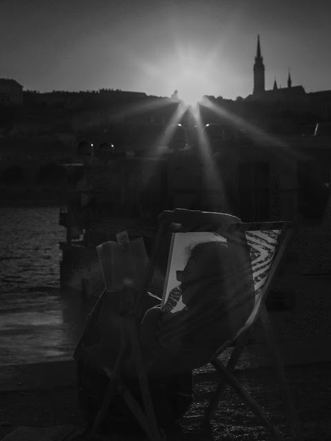 Street Photography - Sunset Soul
